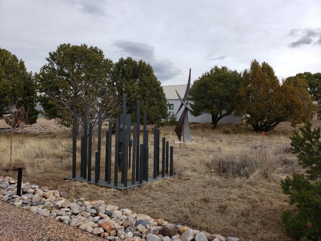 Metal Sculpture | Architectural Design