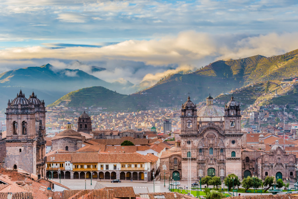 Winter Travel | Machu Pichu
